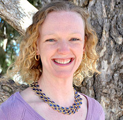 Denver anxiety therapist Dr. Claire Dean Sinclair, Psy.D.
