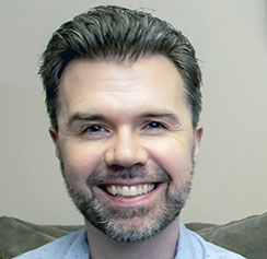 Dr. Aaron Hudyma, OCD and anxiety therapist serving Colorado Springs via online therapy