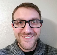 Dr. Tyler Camaione, OCD and anxiety therapist serving Colorado Springs via online therapy